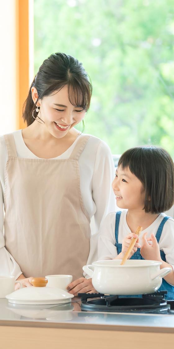 田島興産のLPガスサービス