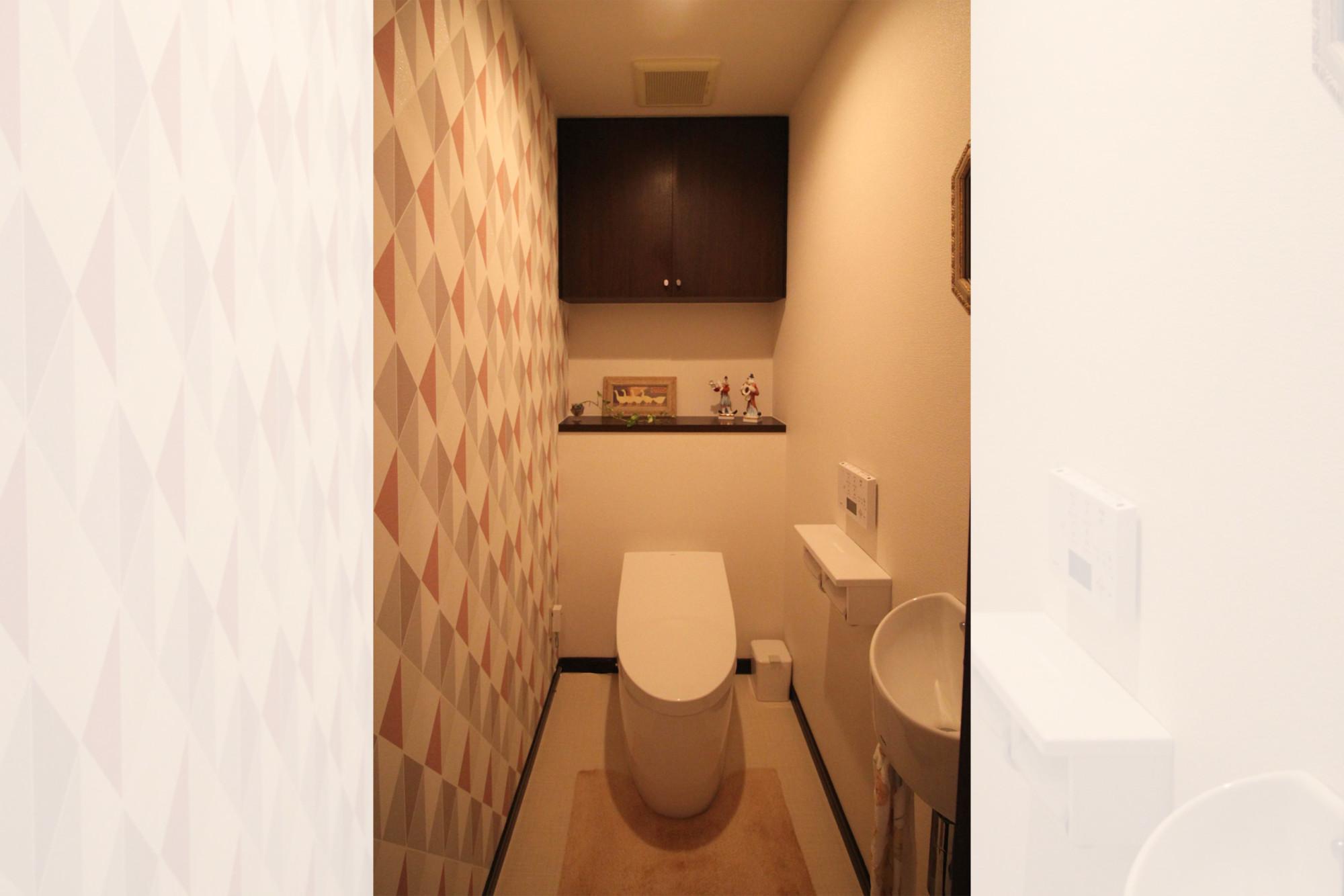佐賀市城内 K様 トイレ改修工事 『トイレで過ごす ″上質な″ ひとり時間』