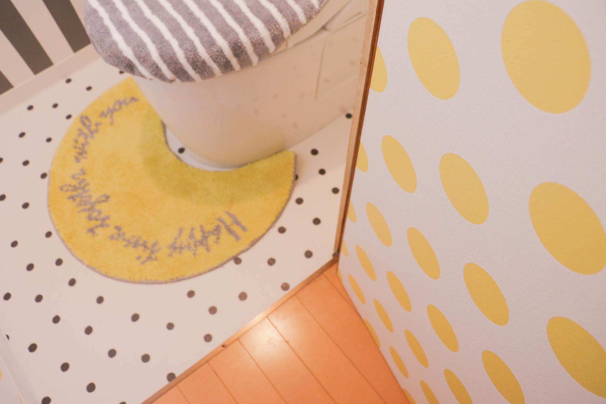 佐賀市大財 O様 トイレ改修工事『空間に入るだけでワクワクする、家族みんながお気に入りのトイレ』