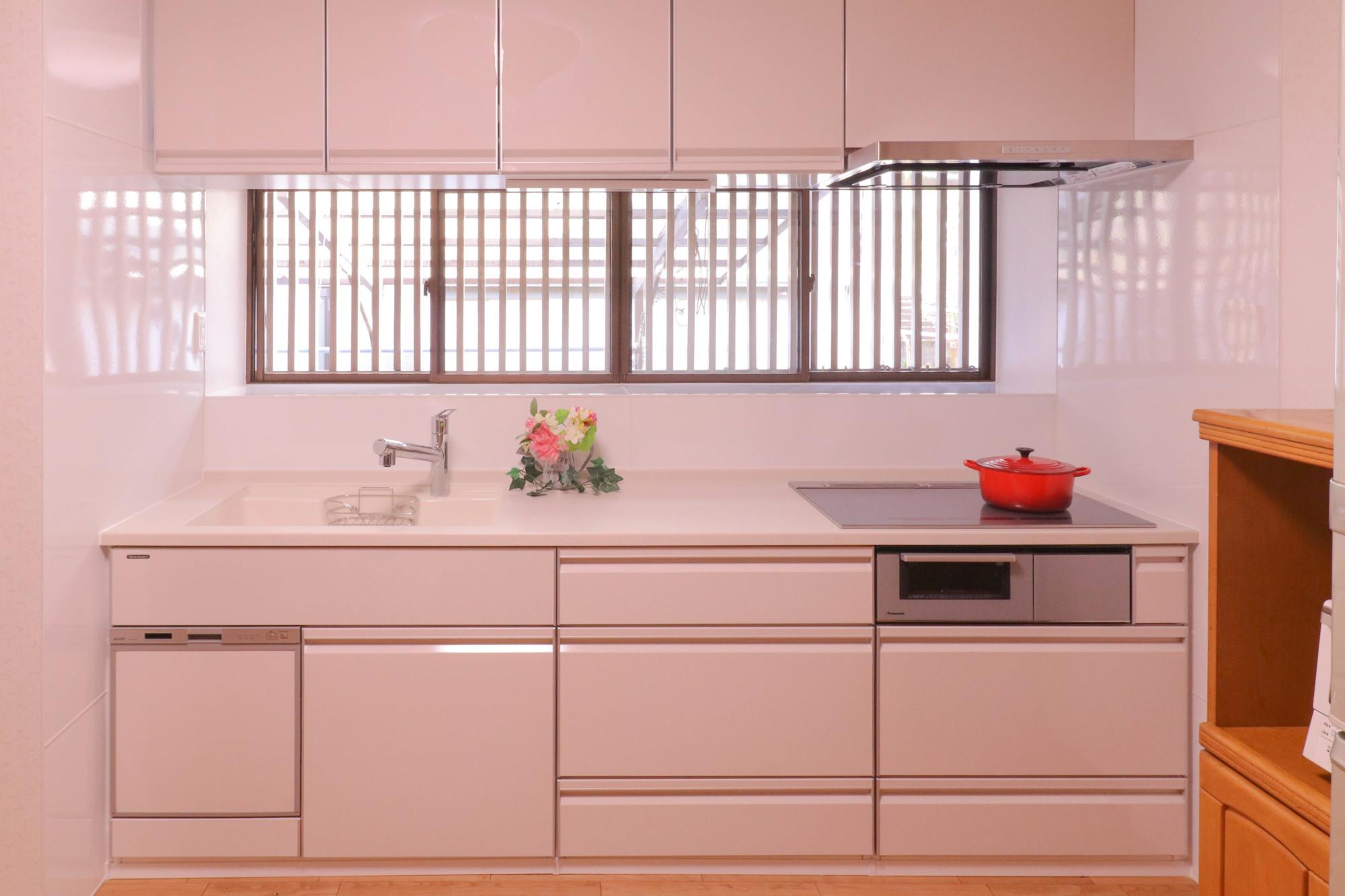 佐賀市城内 M様 キッチン改修工事『家族の笑顔が生まれるキッチン』