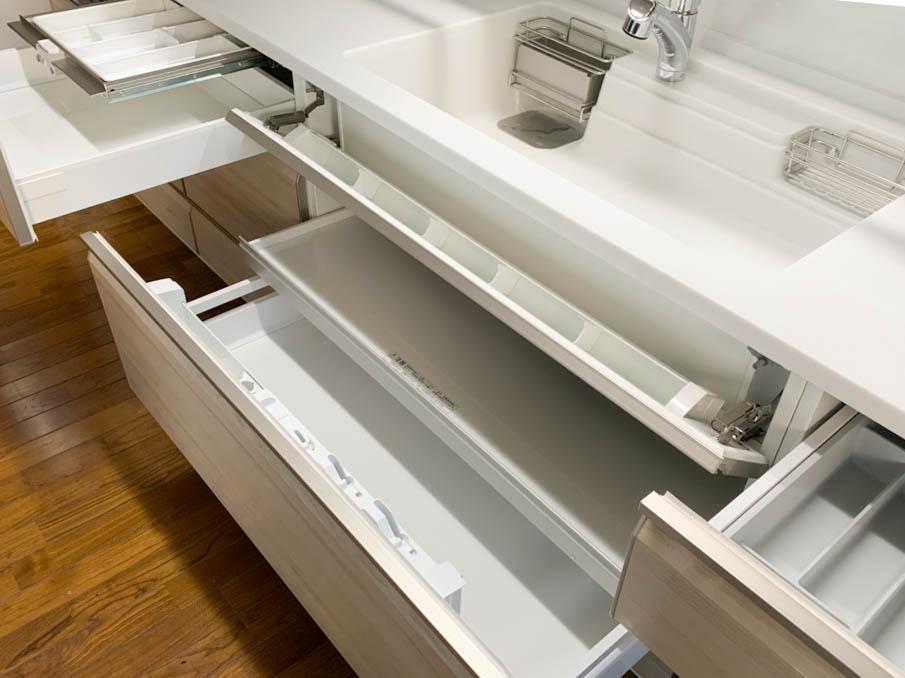 佐賀市本庄 K様 キッチン改修工事 『奥様のこだわりがつまった収納たっぷりキッチン』