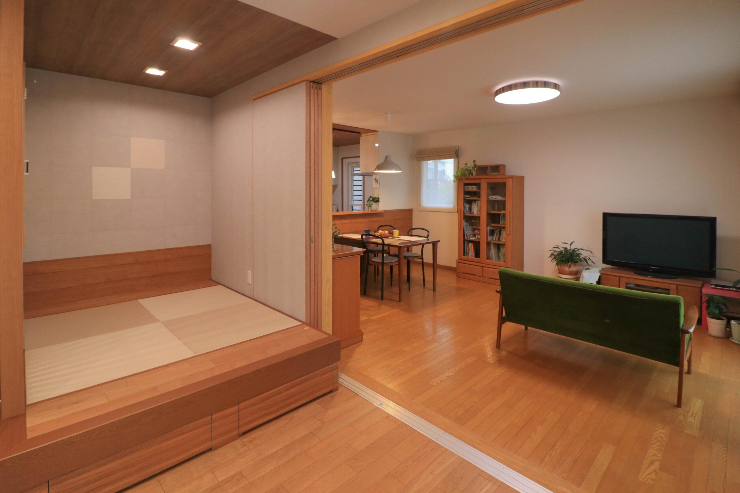 佐賀市鍋島町 K様 住宅改修工事『好きに囲まれたセカンドライフ』