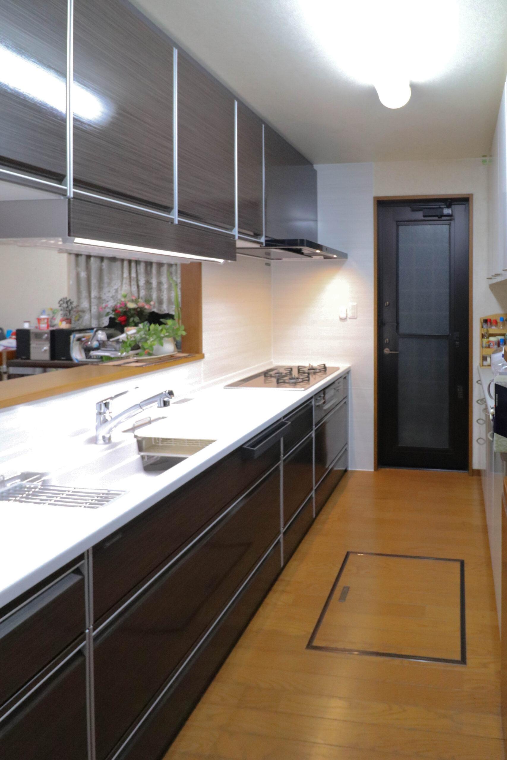 佐賀市大和町 A様 キッチン・トイレ改修工事『お掃除のしやすさにこだわった空間』