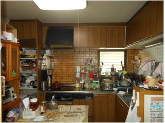 料理が楽しくなるキッチン